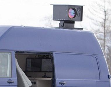 Мобильная система видеонаблюдения