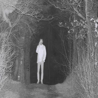 Камера ночного видения с инфракрасной подсветкой