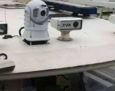 Камера ночного видения на катере